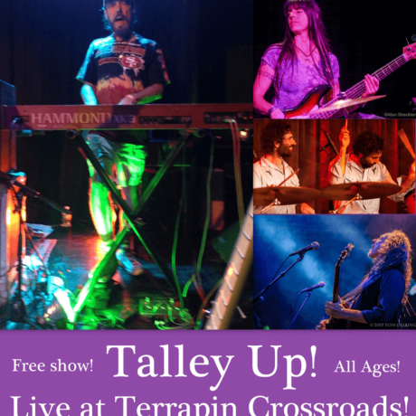 Live at Terrapin Crossroads #3 – 9/27/17