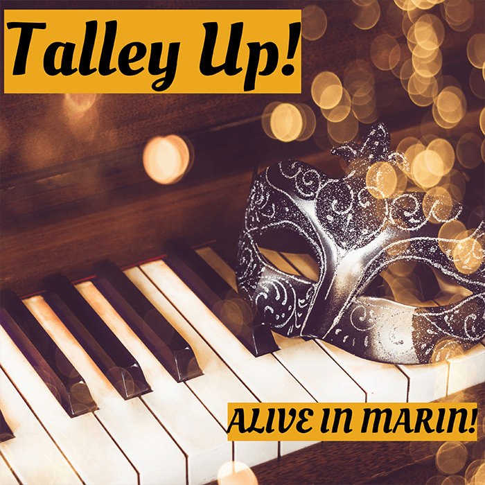 Talley Up! CD / Alive in Marin